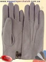Модель № 493 Перчатки мужские на шерстяной подкладке. Кожа производства Италии.