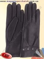 Модель № 492 Перчатки женские на шерстяной подкладке. Кожа производства Италии.