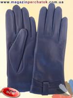 Модель № 518 Перчатки женские из натуральной кожи шерстяной подкладке. Кожа производства Италии.