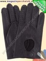 Модель № 298 Перчатки для водителей из натуральной кожи без подкладки. Кожа производства Италии.