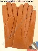 Модель № 167 Перчатки мужские из натуральной кожи на шерстяной подкладке. Кожа производства Италии.