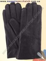 Модель № 166 Перчатки мужские из натуральной кожи на шерстяной подкладке. Кожа производства Италии.
