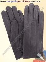 Модель № 128 Перчатки мужские из натуральной кожи на шерстяной подкладке. Кожа производства Италии.