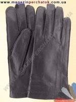 Модель № 124 Перчатки мужские из натуральной кожи на шерстяной подкладке. Кожа производства Италии.