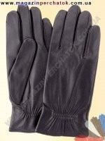 Модель № 071 Перчатки мужские из натуральной кожи на шерстяной подкладке. Кожа производства Италии.