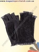 Модель № 336 Перчатки женские из натуральной кожи без подкладки. Кожа производства Италии.