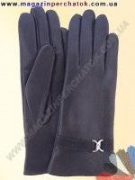 Модель № 365 Перчатки женские из натуральной кожи на шелковой подкладке. Кожа производства Италии.