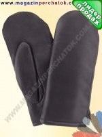 Модель № 199 Перчатки женские из натуральной кожи на подкладке из натурального меха. Кожа производства Италии..