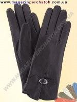 Модель № 174 Перчатки женские из натуральной кожи на шелковой подкладке. Кожа производства Италии.