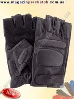 Модель № 312 Перчатки тренировочные из натуральной кожи без подкладки. Кожа производства Украины.