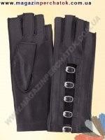 Модель № 279 Перчатки женские из натуральной кожи без подкладки. Кожа производства Италии.