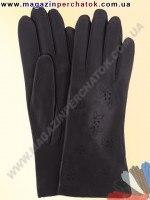 Модель № 008 Перчатки женские из натуральной кожи на шерстяной подкладке. Кожа производства Италии.