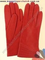 Модель № 040 Перчатки женские из натуральной кожи на шерстяной подкладке. Кожа производства Италии.